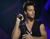 Ricky Martin in concerto
