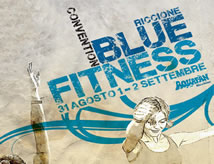 Blue Fitness Convention