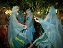 Saraceni: rievocazione storica in costume
