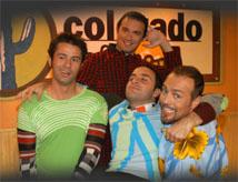Show comico I Turbolenti