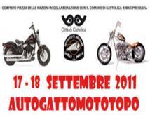 Autogatto Mototopo: Raduno Motoristico