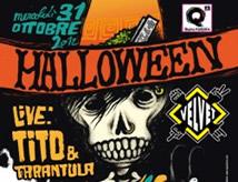 Halloween Party al Velvet