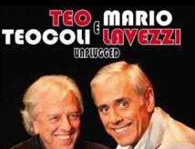 Unplugged: spettacolo Teo Teocoli e Mario Lavezzi