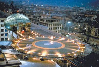 Hotel Design Torino Centro