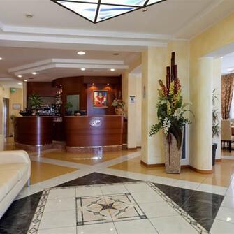 Hotel tre Stelle superiore - hotel palm beach - Rivazzurra - Aria Condizionata
