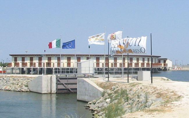 Porto turistico di Casalborsetti
