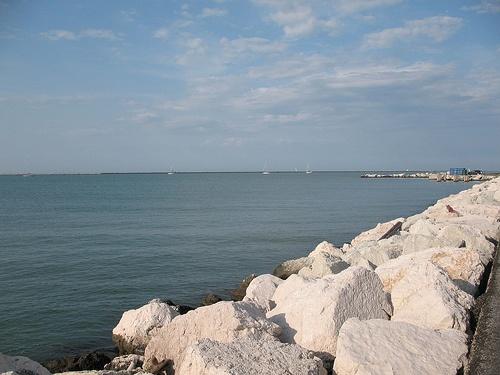 Mare di Marina di Ravenna