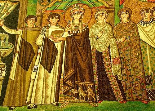 Mosaico della Basilica di San Vitale