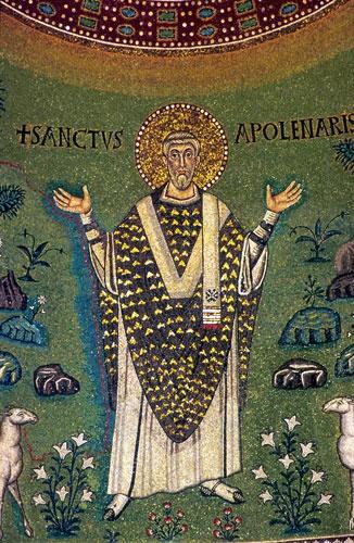 Mosaico della Basilica di Sant'Apollinaire in Classe