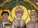 Mosaico di Teodora nella Basilica di San Vitale
