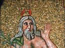 Mosaico del Battistero degli Ariani