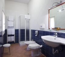 Bagno Junior Suite (in dependance)