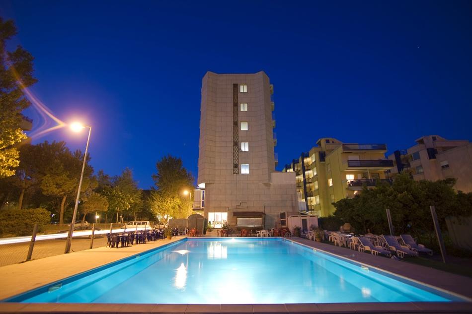 Hotel Marebello Rimini Rn Italien