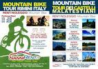 -Novita' 2015 da non perdere Mountain-Bike Tour dei Castelli della Valmarecchia anche con guida Turistica-