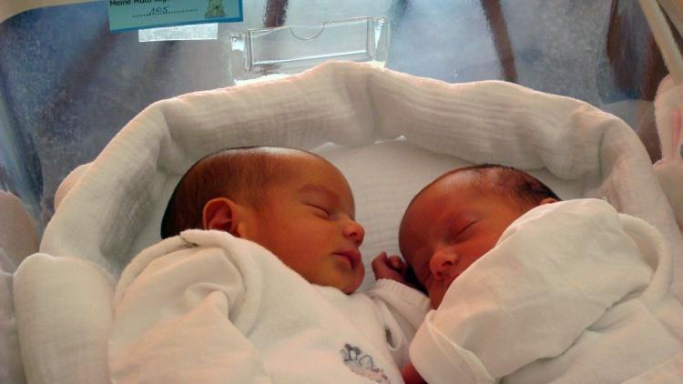 Siamo i gemelli più belli del mondo!!! Di Austria e Italia sicuro..