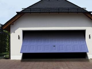 Porte per garage ISO45 o ISO20, a basculante o sezionali. Disponibili in ampia scelta.