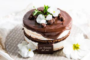 Caterina menta e cioccolato