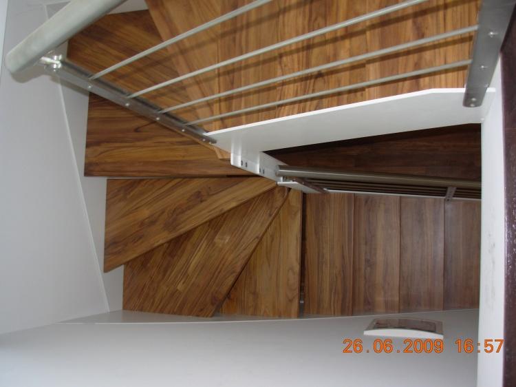 Progettazione Scale A Chiocciola : Scala a pianta quadrata: progettazione e realizzazione scale pianta