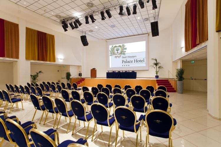 Best Western Palace Hotel Rimini