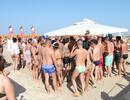 Bagno 78 Sabbia d'Oro Rimini Beach Party La Festa della Notte Rosa