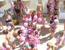 Rimini Beach 78 Pink Night Weekend