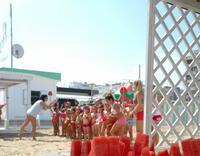 Baby Club Rimini Beach 76-78 Festa di Ferragosto