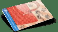 <b>Support</b>: PVC 0,76mm <b>Lamination</b>: Glossy on back <b>Effect</b>: 3D effect on front