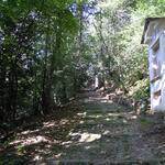 sentiero Via Crucis