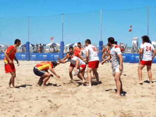 Campionato Italiano Beach Rugby - Fantini Club Cervia - 23 giugno 2018 - 2