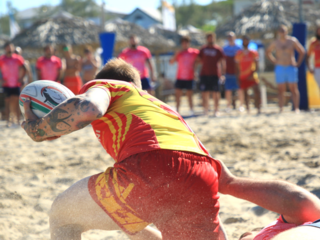 Campionato Italiano Beach Rugby - Fantini Club Cervia - 23 giugno 2018 - 4