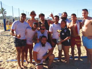 Campionato Italiano Beach Rugby - Fantini Club Cervia - 23 giugno 2018 - 11