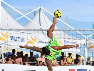 Footvolley World Stars -Fantini Club Cervia - 7/8 luglio 2018 - 7