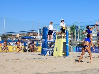 Campionato Italiano Assoluto, U19 e U21 di Beach Volley -Fantini Club Cervia - 16/22 luglio 2018 - 13