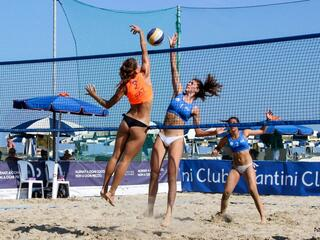 Campionato Italiano Assoluto, U19 e U21 di Beach Volley -Fantini Club Cervia - 16/22 luglio 2018 - 14