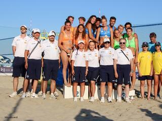 Campionato Italiano Assoluto, U19 e U21 di Beach Volley -Fantini Club Cervia - 16/22 luglio 2018 - 17