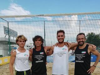 5° Beach Volley Revival -Fantini Club Cervia - 21/22 luglio 2018 - 7