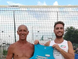 5° Beach Volley Revival -Fantini Club Cervia - 21/22 luglio 2018 - 9