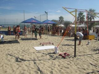 Calisthenics Beach Work Out - Fantini Club Cervia - 4-5 agosto 2018 - 05