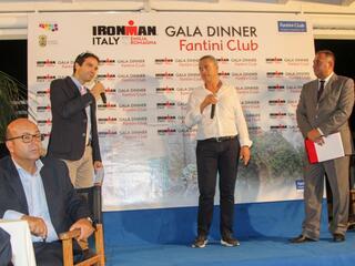 2° IRONMAN Gala Dinner - Fantini Club Cervia - 21 settembre 2018 - Claudio Fantini