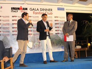 2° IRONMAN Gala Dinner - Fantini Club Cervia - 21 settembre 2018 - Assessore Regionale Andrea Corsini