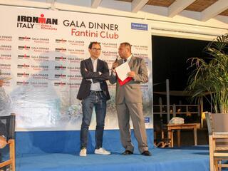 2° IRONMAN Gala Dinner - Fantini Club Cervia - 21 settembre 2018 - CT Nazionale Italiana Ciclismo Davide Cassani