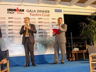 2° IRONMAN Gala Dinner - Fantini Club Cervia - 21 settembre 2018 - Prefetto di Ravenna Enrico Caterino