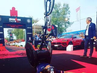 2° IRONMAN Italy Emilia Romagna Long Distance - Fantini Club Cervia - 22 settembre 2018 - Alex Zanardi 1