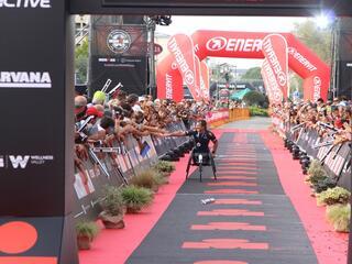 2° IRONMAN Italy Emilia Romagna Long Distance - Fantini Club Cervia - 22 settembre 2018 - Alex Zanardi 4