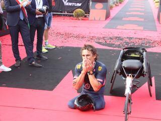 2° IRONMAN Italy Emilia Romagna Long Distance - Fantini Club Cervia - 22 settembre 2018 - Alex Zanardi 6
