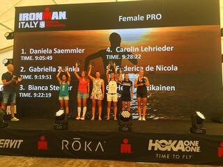 2° IRONMAN Italy Emilia Romagna Long Distance - Fantini Club Cervia - 22 settembre 2018 - 36