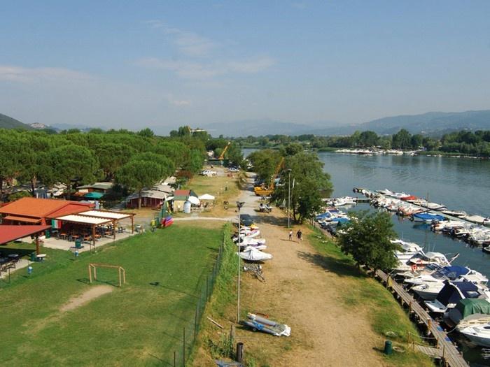 Camping River