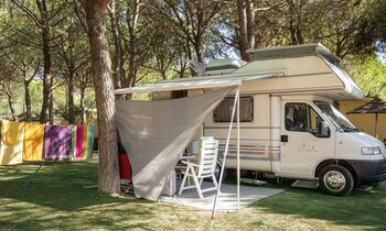Piazzole per camper con aggancio completo in Colorado sesso app Android