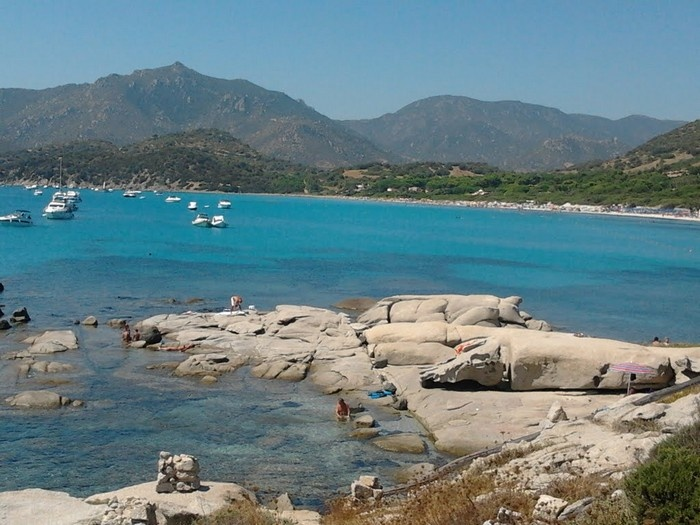 Camping Village Spiaggia Del Riso Your Holiday In Villasimius