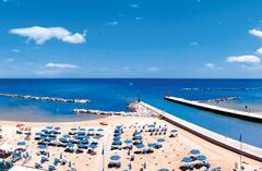 Spiaggia di Bellaria Igea Marina | Hotel Patrizia